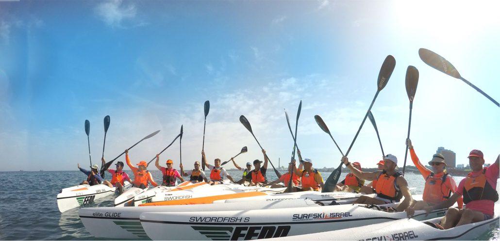 מועדון חתירה סרף סקי ישראל